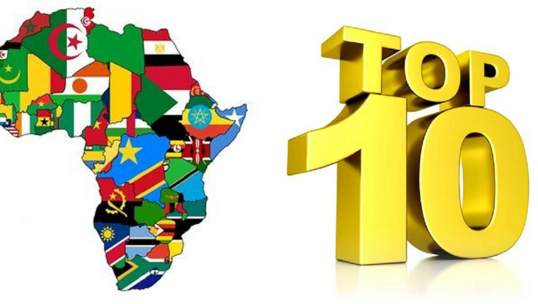 Top 10 des puissances africaines