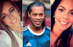 Ronaldinho opte pour la polygamie