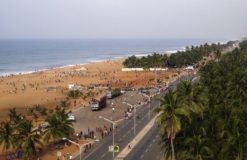 Scandale sur une plage de Lomé