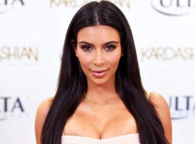 Une petite robe révèle le secret des formes de Kim Kardashian