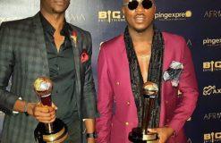 TOOFAN : meilleur groupe africain et meilleur artiste francophone durant AFRIMMA
