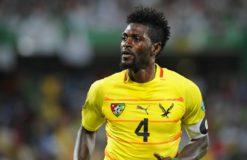 Adebayor et la sélection togolaise