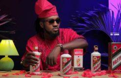 Fofo Skarfo : ambassadeur de la boisson Chinoise Moutai