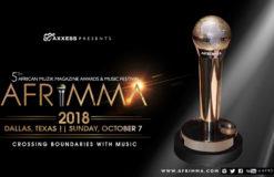 AFRIMMA 2018, la liste des Lauréats