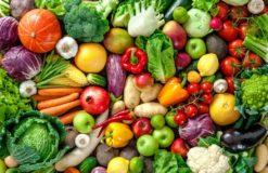 La santé passe par une bonne alimentation