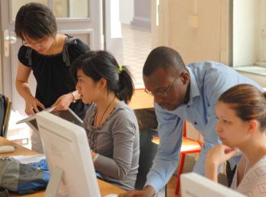 Augmentation de la scolarité des étudiants étrangers en France