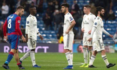 Le Real Madrid humilié à domicile