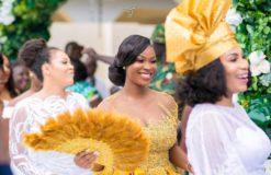 LES MARIAGES LES PLUS SOMPTUEUX DE STARS AFRICAINES EN 2018