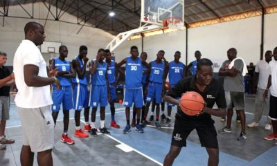 LA NBA OUVRE SON PREMIER CENTRE DE FORMATION AU SENEGAL