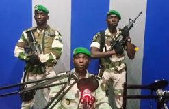 Gabon: un coup d'état militaire pas réussi