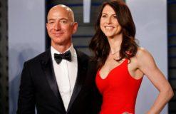 Le divorce du PDG d'Amazon pourrait faire de sa femme, la plus riche du monde