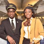 La compagnie aérienne ASKY recrute les Hôtesses de l'air et les Stewards