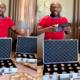Floyd Mayweather présente sa collection de montres dont une à 18 millions $