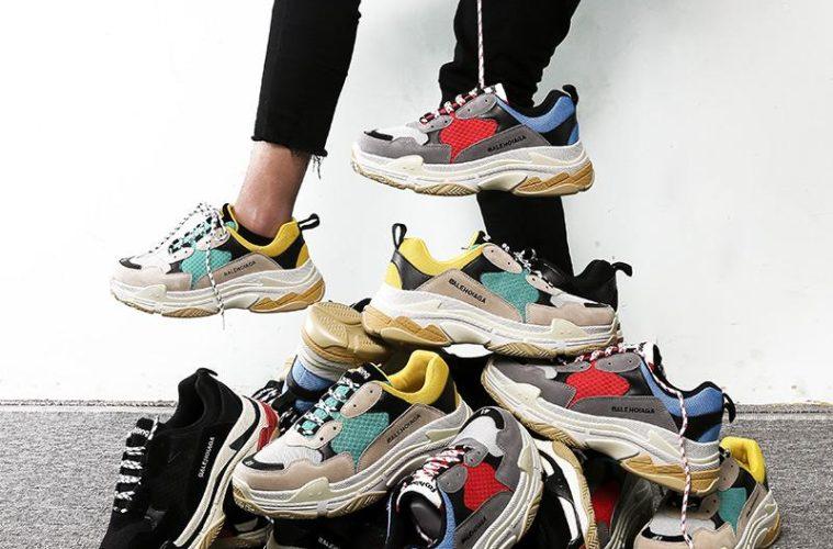 2019 authentique technologies sophistiquées modélisation durable Les Dad Shoes, les nouvelles chaussures de référence dans la ...
