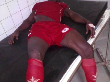 Escalade de violences dans les stades togolais