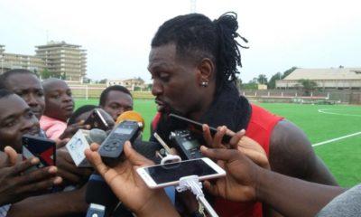 Adébayor disputerait son dernier match avec le Togo selon ses dires