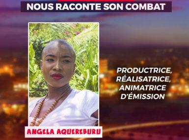 Angela Aquereburu : Au Togo nous sommes dans un pays misogyne