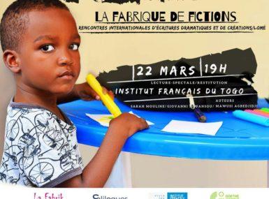 LA FABRIQUE DE FICTIONS : COMME  L'HISTOIRE SUR LE TITANIC !