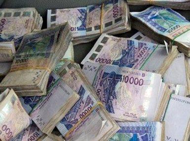 Braquage a Amoutiévé : des millions de francs emportés
