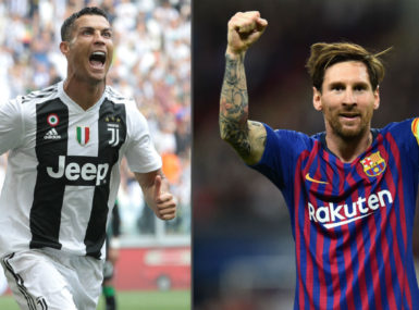 Pourquoi Cristiano est plus fort que Messi ?