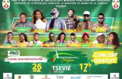 Les artistes togolais pour une indépendance citoyenne et un développement durable