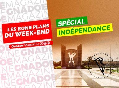 Les bons plans du weekend: Spécial indépendance