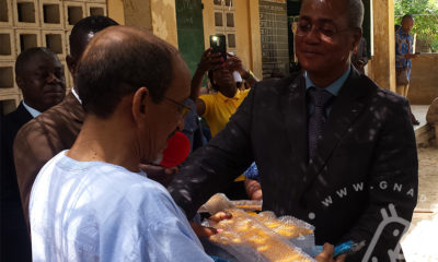 L'UNICEF FAIT UN DON D'UNE VALEUR DE 16.862.000FCFA EN MATÉRIELS SCOLAIRES !