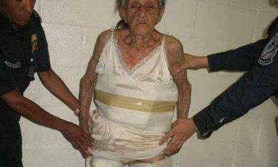 Arrestation d'une dame de 94 ans pour trafic de drogue