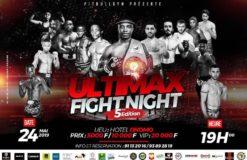 Ultimax Fight night 5: les champions se livrent un combat sans merci