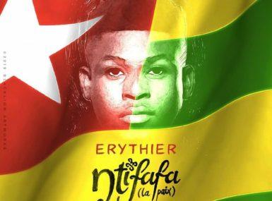 ERYTHIER compose un nouvel hymne pour le Togo : « N'tifafa »