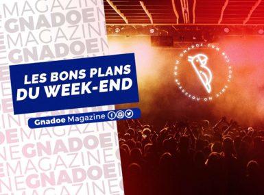 Les bons plans du weekend: du 3 au 5 Mai 2019
