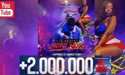 Comment Arafat a réussi à avoir 2 millions de vues avec Moto Moto