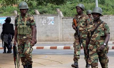 Zones à risque Lomé