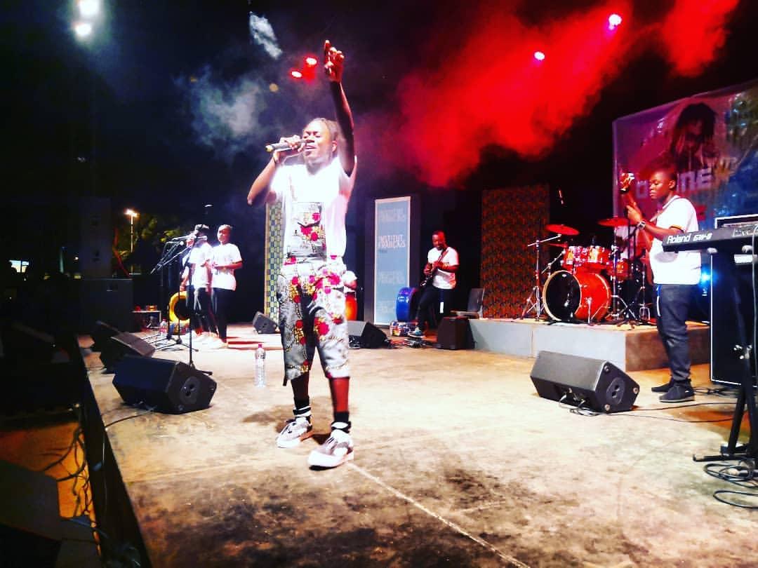 Du Dancehall made in Togo avec Ozane