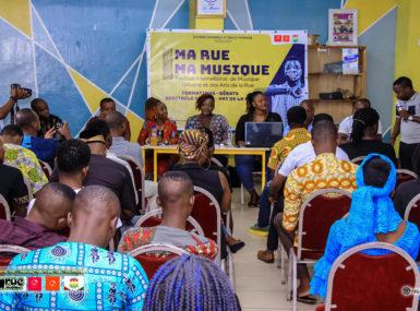 MA RUE MA MUSIQUE : Promouvoir l'art dans toute sa diversité pour donner de l'espoir à la jeunesse Togolaise