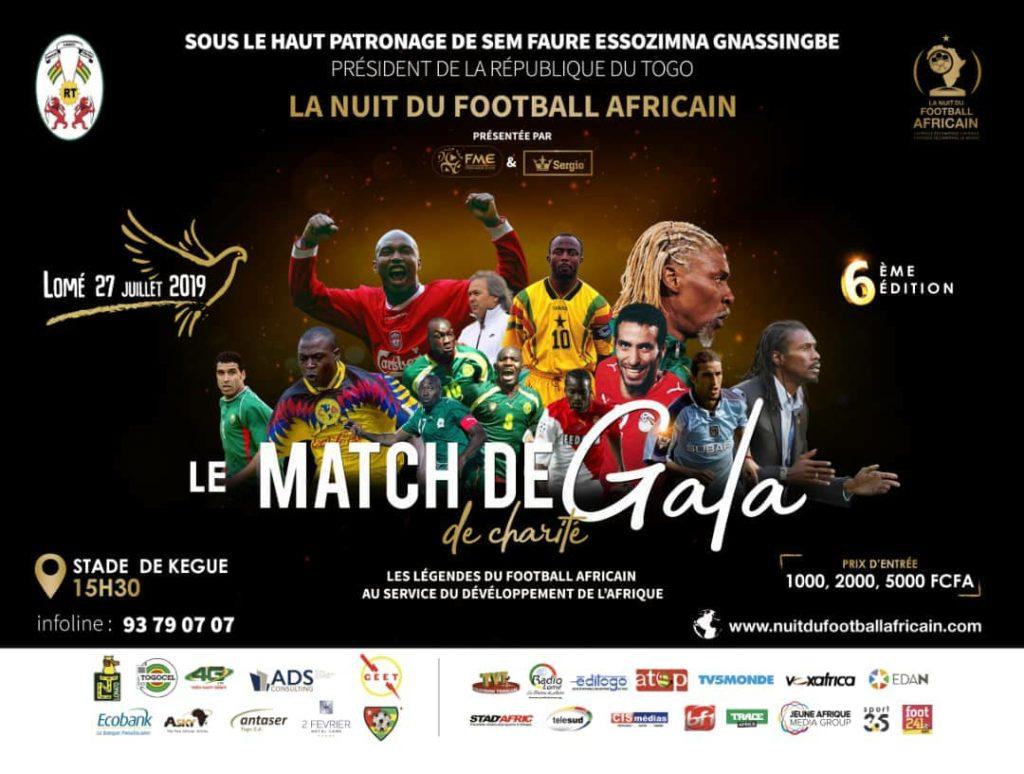 La Nuit du Football Africain édition 6