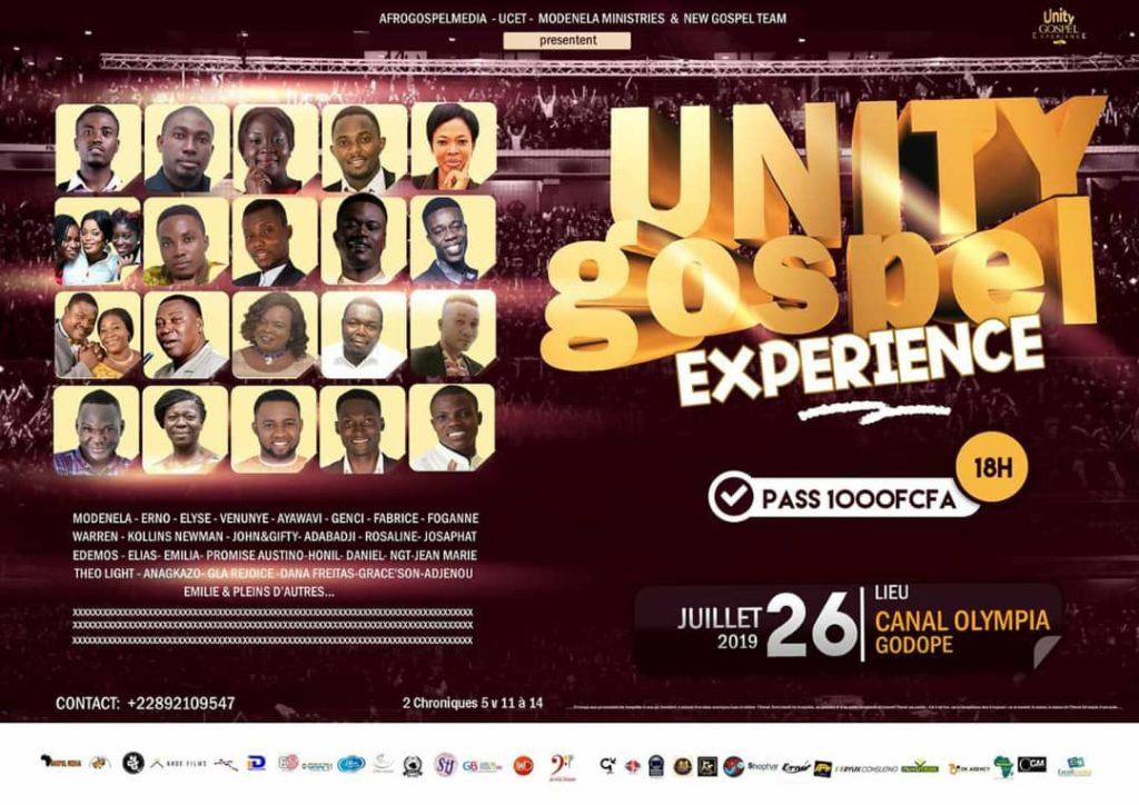 Unity Gospel Expérience