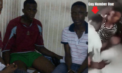 Ghana jeune fille violée