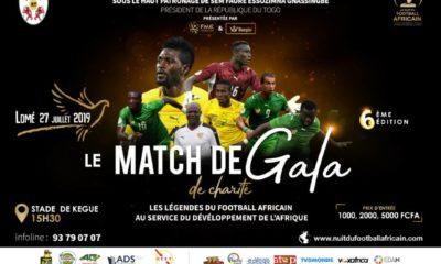 Nuit du football Africain
