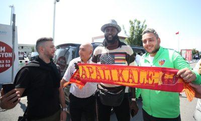 Adebayor Kayserispor