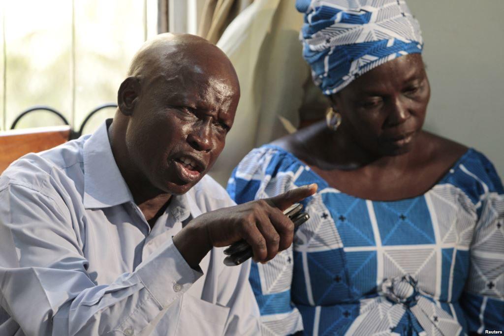 parents togolais