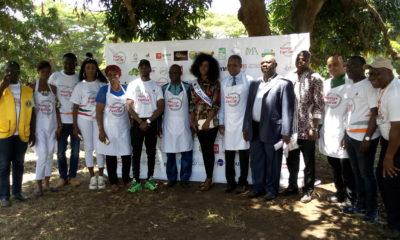 « Repas en famille » l'événement en honneur aux enfants de la rue réussit.