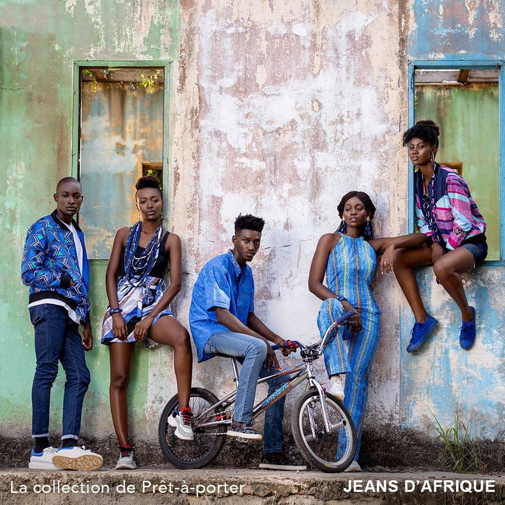 Woodin : Silence ! Jeans d'Afrique les mettra à terre et vous serez encore plus haut