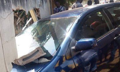 Togo accident de circulation