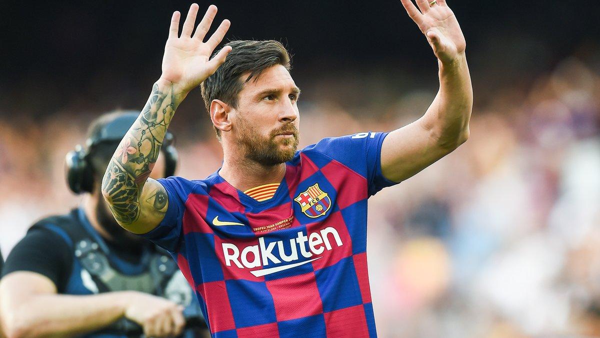 Messi décision