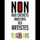 cachet artistes
