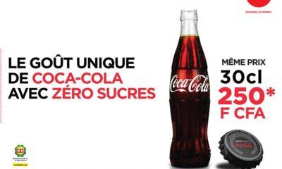 Togo Coca-Cola sans sucre