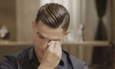 Cristiano pleure père