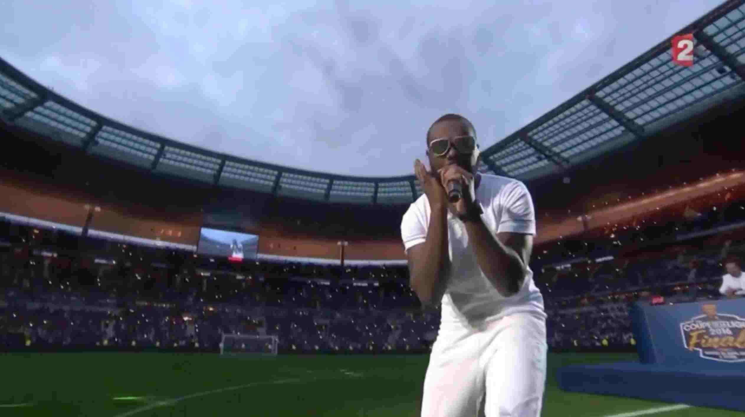 Gims stade de France