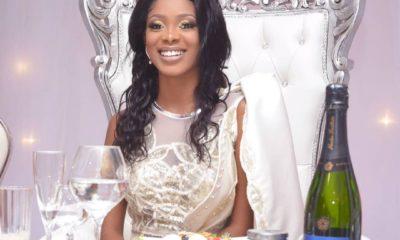 Miss Togo 2019 fête